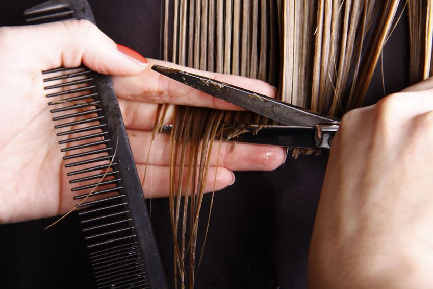 Typveränderung Haarschnitt: Einmal umstylen bitte!